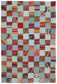Kilim Patchwork carpet XCGZB338