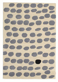 Tappeto Camouflage Handtufted - Cream / Grigio CVD13627