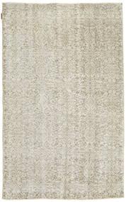 カラード ヴィンテージ 絨毯 143X233 モダン 手織り 薄い灰色/暗めのベージュ色の (ウール, トルコ)