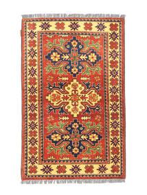 Afghan Kargahi Teppe 98X158 Ekte Orientalsk Håndknyttet Orange/Rust (Ull, Afghanistan)