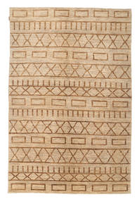 Ziegler Modern Rug 192X290 Authentic  Modern Handknotted Light Brown/Dark Beige (Wool, Pakistan)