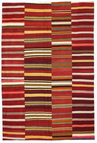 Kilim Patchwork carpet XCGZB493