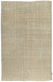 Colored Vintage rug XCGZB1451