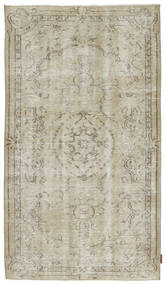 Colored Vintage rug XCGZB1327