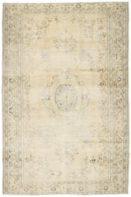 Colored Vintage rug BHKZI1231