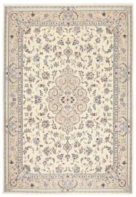 Ilam Sherkat Farsh Soie Tapis 170X245 D'orient Fait Main Beige/Marron Clair (Laine/Soie, Perse/Iran)