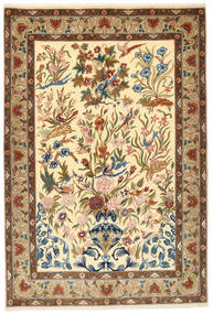Ilam Sherkat Farsh silk carpet TBH40