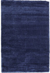 Tapis Shaggy Sadeh - Bleu CVD13481