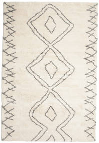Berber Shaggy Massin Rug 200X300 Modern Beige/Light Grey ( Turkey)