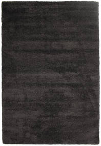 Shaggy Sadeh - Black/Grey Rug 200X300 Modern Black/Dark Grey ( Turkey)