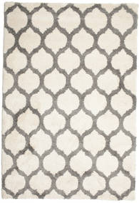 Berber Shaggy Illusia - Off White/Grey Rug 200X300 Modern Beige/Light Grey ( Turkey)