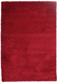 Shaggy Sadeh - Red Rug 160X230 Modern Crimson Red/Dark Red ( Turkey)