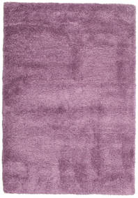 Shaggy Sadeh - Violet Tapis 160X230 Moderne Rose/Violet Clair ( Turquie)
