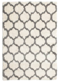 Berber Shaggy Illusia - Off White / Grey carpet CVD13329