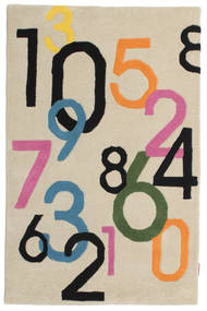 Tapis Lucky Numbers CVD6708