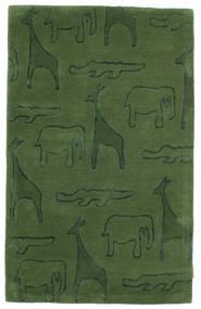 Jungle / Djungel tapijt CVD6576