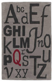 Letters Handtufted carpet CVD6697