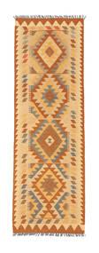 Kilim Afghan Old style carpet NAU1639