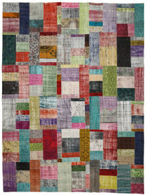 Patchwork rug NEW_P341