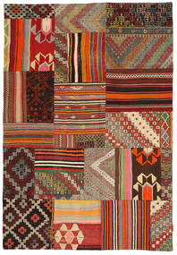 Tappeto Kilim Patchwork NEW_P1321