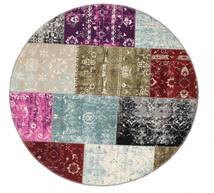 Patchwork Aqua tapijt CVD13549