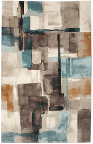 K-Pax - Brown/Beige Rug 200X300 Modern Light Grey/Dark Grey ( Turkey)