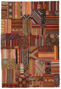 Kelim Patchwork Teppich XCGZD1368