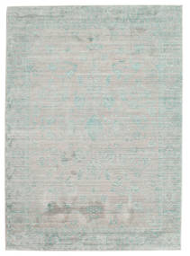 Maharani - grau / Blau Teppich CVD12129