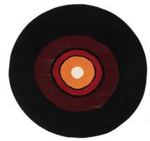 Schallplatte Flatweave - Rød / Orange tæppe CVD12249