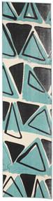 Triangle Dance - Blue carpet CVD12241