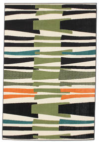 Alfombra Stripe Over and Under Flatweave CVD11853