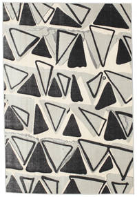 Triangle Dance - Light Grey carpet CVD12238