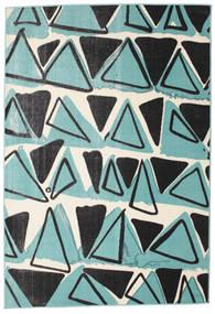 Triangle Dance - Blue carpet CVD12243