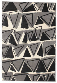 Triangle Dance - Dark Grey carpet CVD12247