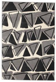 Triangle Dance - Dark Grey carpet CVD12247