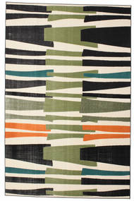 Stripe Over and Under Flatweave carpet CVD11849