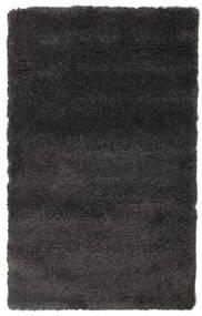 Shaggy Sadeh - Zwart / Grijs tapijt CVD13497