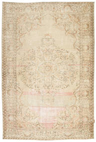 Colored Vintage rug XCGZD1429