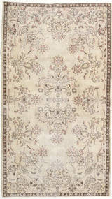 Colored Vintage rug BHKZK345