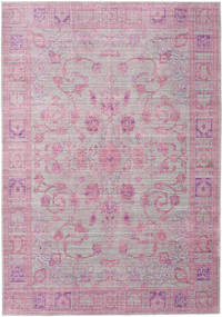 Maharani - Grey/Pink Rug 200X300 Modern Light Pink/Light Grey ( Turkey)