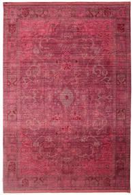 Maharani - Piros Szőnyeg 200X300 Modern Sötétpiros/Rozsdaszín ( Törökország)