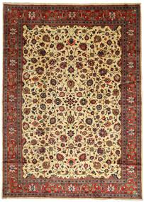 Sarough Tapis 262X370 D'orient Fait Main Rouge Foncé/Marron Foncé Grand (Laine, Perse/Iran)
