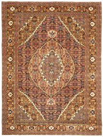 Ardebil Patina Matto 227X308 Itämainen Käsinsolmittu Vaaleanruskea/Ruskea (Villa, Persia/Iran)