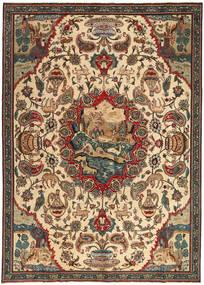 Tabriz Patina carpet XVZR1626