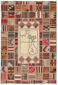 Kilim Patchwork carpet XVZQ16
