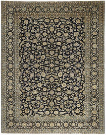 Keshan Patina signed: Sharifian carpet XVZR994