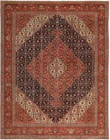 Tabriz Patina Rug 255X330 Authentic  Oriental Handknotted Dark Red/Brown Large (Wool, Persia/Iran)