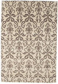 Himalaya Rug 187X277 Authentic  Modern Handknotted Light Brown/Beige (Wool, India)