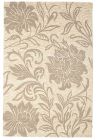 Himalaya Rug 183X279 Authentic  Modern Handknotted Light Brown/Beige (Wool, India)