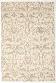 Himalaya Rug 186X278 Authentic  Modern Handknotted Beige/Light Brown (Wool, India)